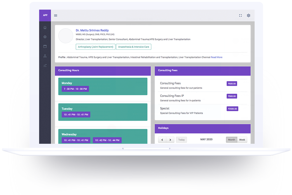 All in one - Appointment CRM